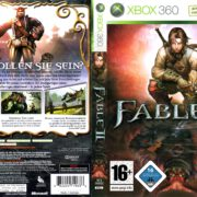 Fable 2 (2008) XBOX 360 PAL German