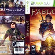 Fable 3 (2010) XBOX 360 USA