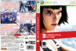Mirrors Edge (2007) XBOX 360 USA