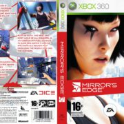 Mirrors Edge (2007) XBOX 360 USA