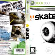 Skate (2007) XBOX 360 PAL German