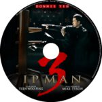 IP Man 3 (2015) R0 CUSTOM Label