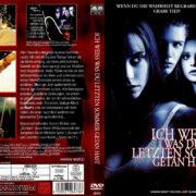 Ich weiß, was du letzten Sommer getan hast (1997) R2 German
