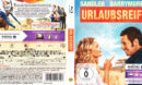 Urlaubsreif (2014) - German Blu-Ray Cover and Label