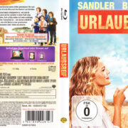 Urlaubsreif (2014) – German Blu-Ray Cover and Label