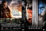 Warcraft (2016) R1 CUSTOM DVD Cover