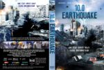 10.0 Earthquake (2014) R1 CUSTOM DVD Cover