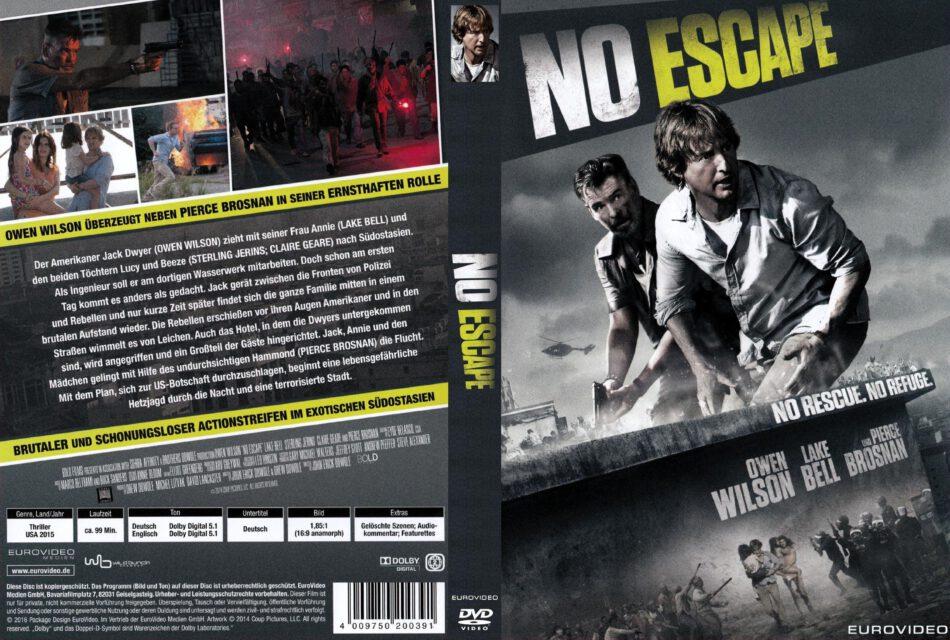 No Escape Deutsch