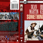 Something Big (1971) R1 Custom DVD Cover