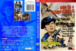 Son Of A Gunfighter (1965) R1 Custom DVD Cover