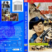 Son Of A Gunfighter (1965) R1 Custom DVD Cover