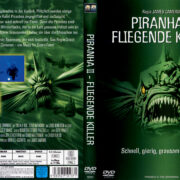 Fliegende Killer: Piranha 2 (1981) R2 German