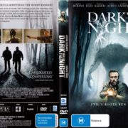 Dark Was the Night (2015) R4 DVD Cover