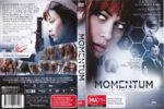 Momentum (2015) R4 DVD Cover