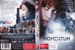 Momentum (2015) R4 DVD Cover
