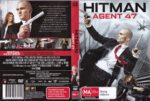Hitman Agent 47 (2015) R4 DVD Cover