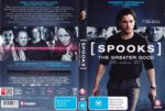 Spooks The Greater Good (2015) R4 DVD Cover