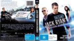 Jack Ryan: Shadow Recruit (2014) Blu-Ray Cover