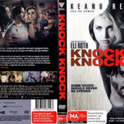Knock Knock (2015) R4 DVD Cover