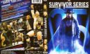 WWE Survivor Series (2015) R1 DVD Cover