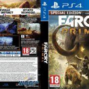 Far Cry Primal (2016) PS4 Multi Custom