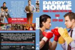 Daddys Home (2015) R1 Custom DVD Cover