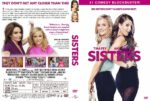 Sisters (2015) R1 DVD Cover Custom
