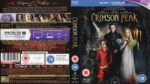 Crimson Peak (2015) R2 Blu-Ray