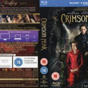 Crimson Peak (2015) R2 Blu-Ray