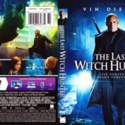 The Last Witch Hunter (2015) R1 DVD Cover