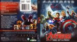 Avengers Age of Ultron (2015) Blu-Ray