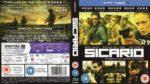 Sicario (2015) R2 Blu-Ray