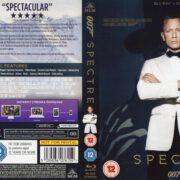 Spectre (2015) R2 Blu-Ray