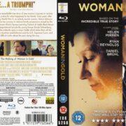 Woman In Gold (2015) R2 Blu-Ray