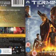 Terminator Genisys (2015) R2 Blu-Ray
