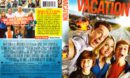 Vacation (2015) R1 DVD Cover