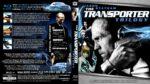 The Transporter Trilogy (2008) R1 Blu-Ray Custom