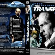 The Transporter Trilogy (2008) R1 Blu-Ray Custom