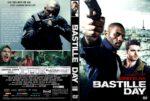 Bastille Day (2016) R2 CUSTOM DVD Cover