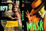 The Mask (1994) R0 Custom DVD Cover