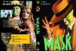 The Mask (1994) R0 Custom DVD Cover