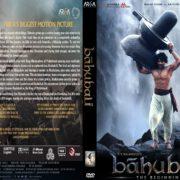 Bahubali - The Beginning (2015) Custom dvd cover