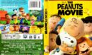 The Peanuts Movie (2015) R1 DVD Cover