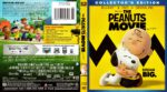 The Peanuts Movie (2015) R1 Blu-Ray