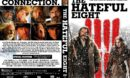 The Hateful Eight (2015) R1 DVD Cover Custom