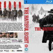 The Hateful Eight (2015) R1 Blu-Ray Custom