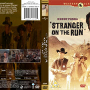 Stranger On The Run (1967) R1 Custom DVD Cover