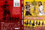 The Savage Guns (1962) R1 Custom DVD Cover