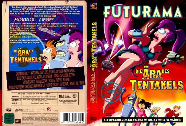 Futurama: Die Ära des Tentakels (2008) R2 German
