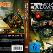 Terminator Salvation: The Machinima Series (2009) R2 German